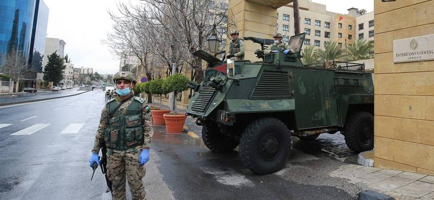 Ürdün'de koronavirüse karşı sokağa çıkma yasağı ilan edildi
