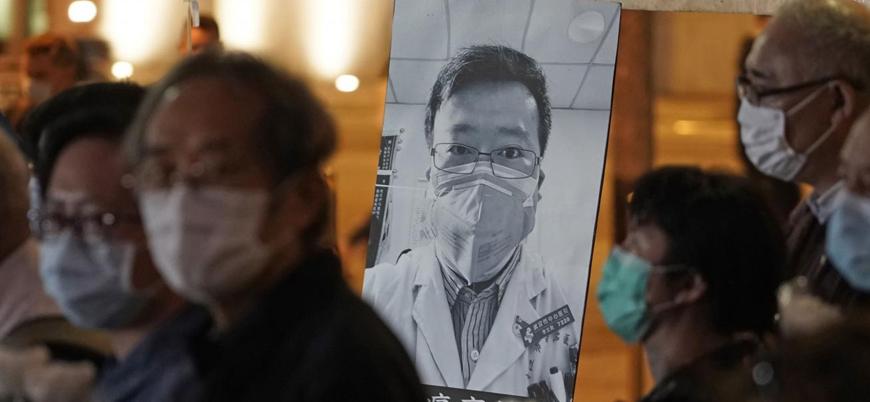 Çin koronavirüsü tespit ettiği için cezalandırdığı doktordan 'özür diledi'
