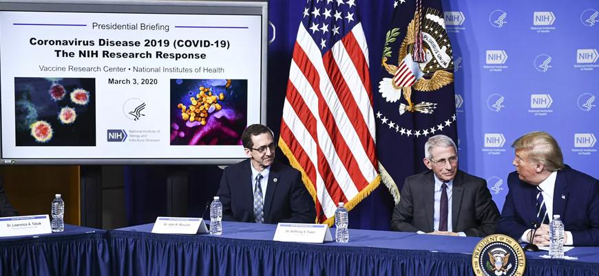 ABD'de koronavirüs nedeniyle ölenlerin sayısı 275'e yükseldi
