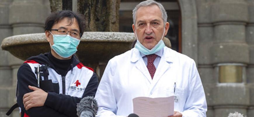 İtalya'da bir günde koronavirüs nedeniyle 627 ölüm