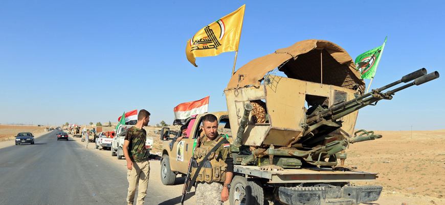 Haşdi Şabi içerisinde Sistani-İran kavgası büyüyor