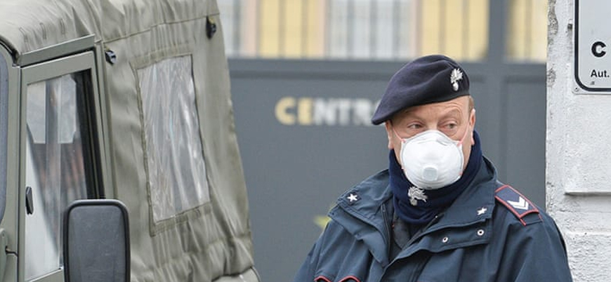 İtalya'da 'istisnalar' dışında tüm fabrikalar kapatıldı