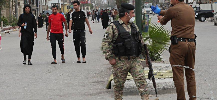 Koronavirüs: Irak'ta binlerce kişi 'Şii İmam Kazım' anması için sokaklarda