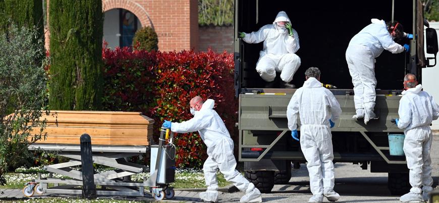 İtalya'da koronavirüs nedeniyle ölenlerin sayısı 5 bin 476'ya yükseldi