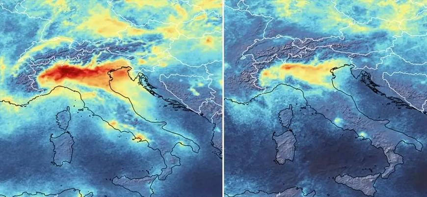 Koronavirüs karantinası havanın kalitesini artırdı
