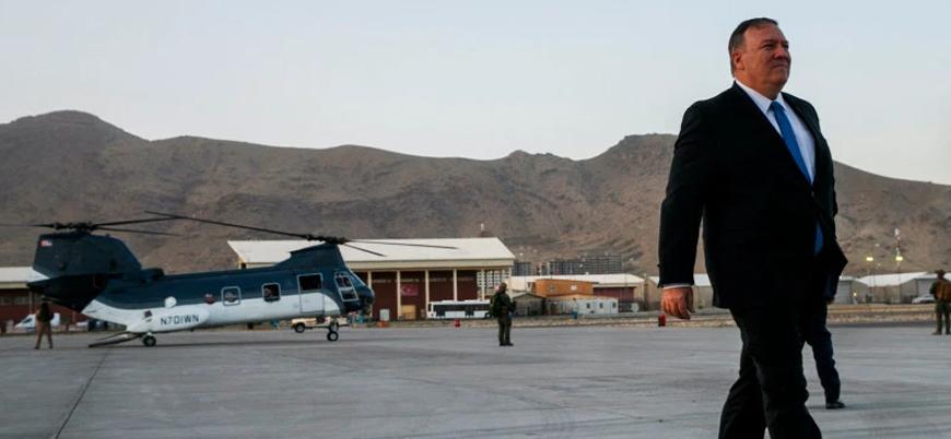 ABD Dışişleri Bakanı Pompeo'dan Afganistan'a sürpriz ziyaret