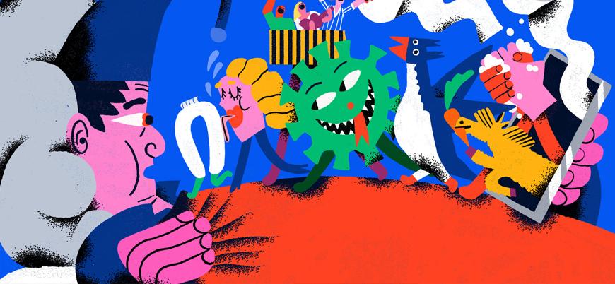 Peki internet koronavirüs salgınını atlatabilecek mi?