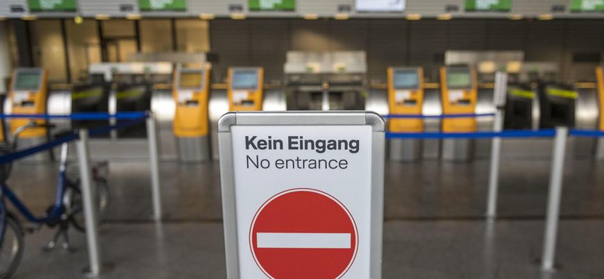 Almanya'da bir günde 4 bin koronavirüs vakası tespit edildi