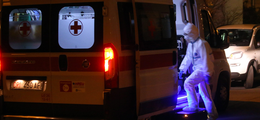 İtalya'da koronavirüs nedeniyle ölenlerin sayısı 8 bine yaklaştı