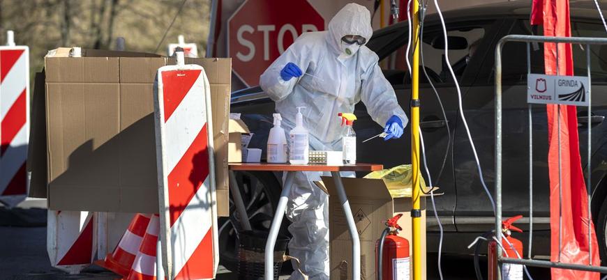Avrupa'da koronavirüs nedeniyle ölen Türklerin sayısı 26'ya yükseldi