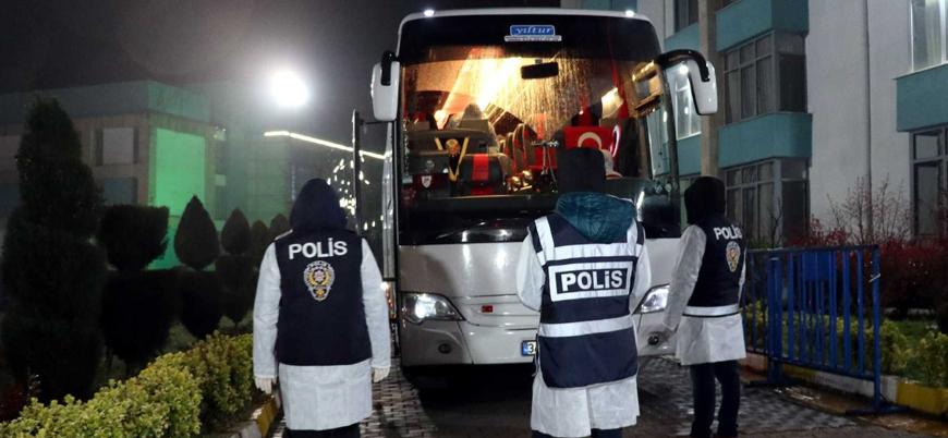 Yurt dışındaki 2 bin 721 öğrenci Türkiye'ye getirildi