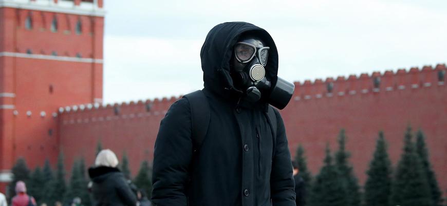 Rusya'da koronavirüs vaka sayısında rekor artış