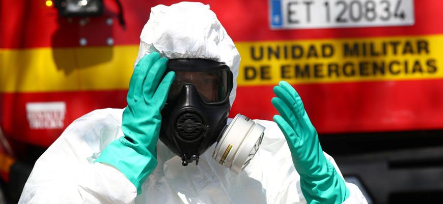 İspanya'da koronavirüs nedeniyle ölenlerin sayısı Çin'i geçti