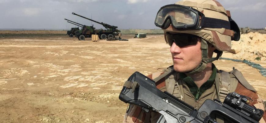 Fransa koronavirüs nedeniyle Irak'taki askerlerini çekiyor