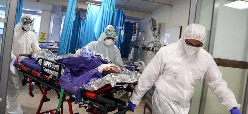 Dünyada koronavirüsten ölenlerin sayısı 21 bini geçti