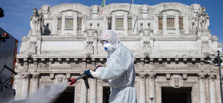 Küresel pandeminin merkezi Avrupa'da sağlık sistemi çökebilir