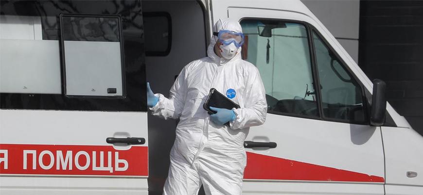 Koronavirüs: Rusya tüm uluslararası uçuşları iptal etti