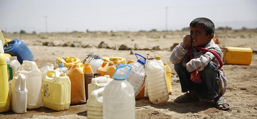 """Koronavirüsle mücadele: """"Yemenlilerin ellerini yıkayacak suyu yok"""""""