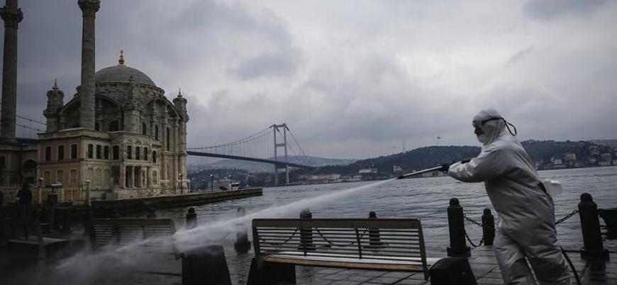 Türkiye'de son durum: Vaka sayısı 3 bin 629'a, can kaybı 75'e yükseldi