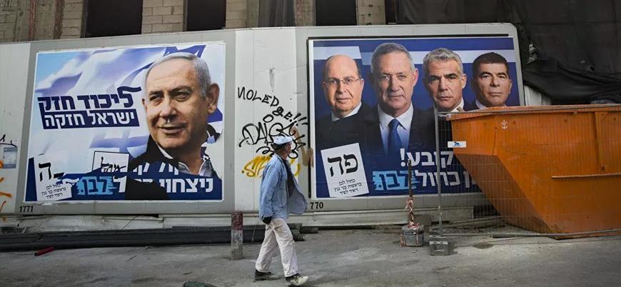 İsrail'de Netanyahu'nun rakibi olan muhalefet ittifakı çöktü