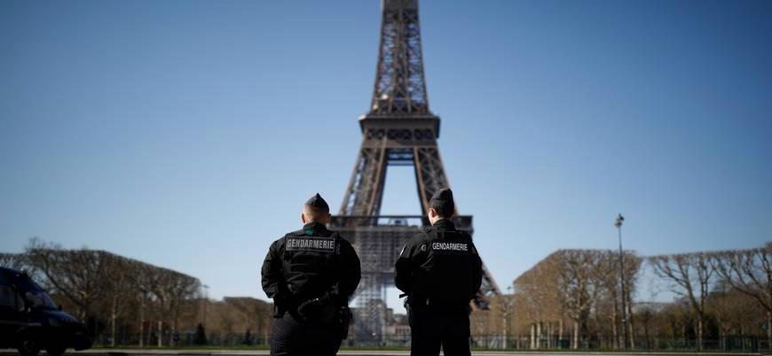 Fransa'da koronavirüs nedeniyle 24 saat içerisinde 365 ölüm