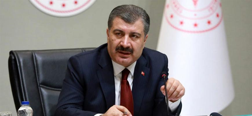 Türkiye'de son durum: Vaka sayısı 5 bin 698'e, can kaybı 92'ye yükseldi