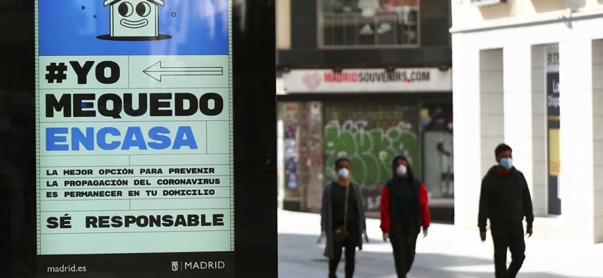 İspanya'da koronavirüs nedeniyle ölenlerin sayısı 5 bin 138'e yükseldi