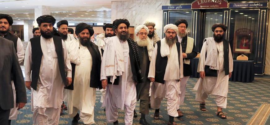 Taliban Kabil hükümetinin açıkladığı müzakere heyetini kabul etmedi