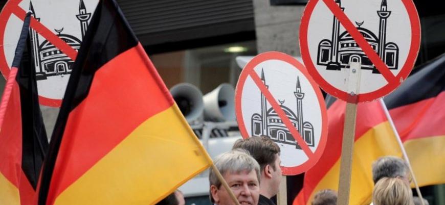 Almanya'da geçen yıl İslam karşıtı en az 871 saldırı gerçekleştirildi