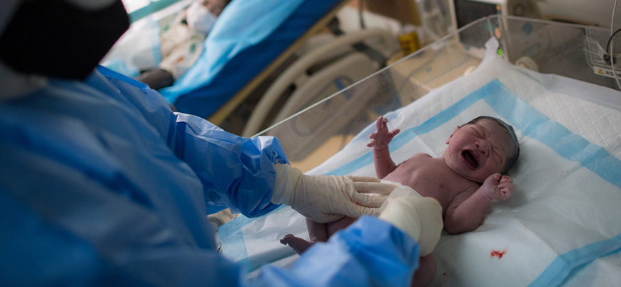 ABD'de bir bebek koronavirüs nedeniyle yaşamını yitirdi