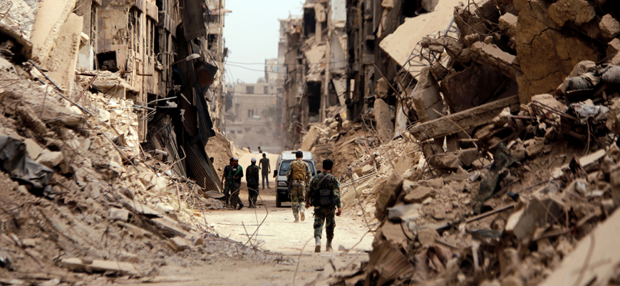 Esed rejimi Yermük Kampını Filistinlilerin elinden alıyor
