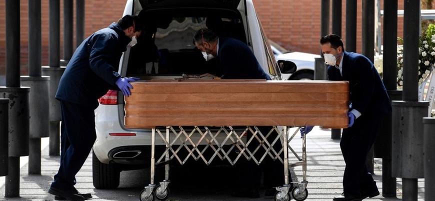 İspanya'da koronavirüs nedeniyle ölenlerin sayısı 6 bin 528'e yükseldi