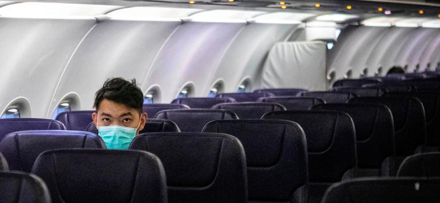 DSÖ: Koronavirüs hava yoluyla bulaşmıyor