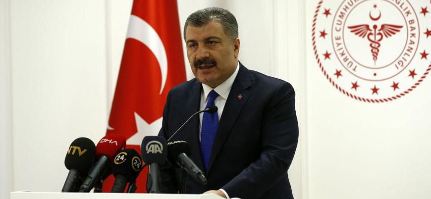 Türkiye'de vaka sayısı 9 bin 217'ye can kaybı 131'e yükseldi