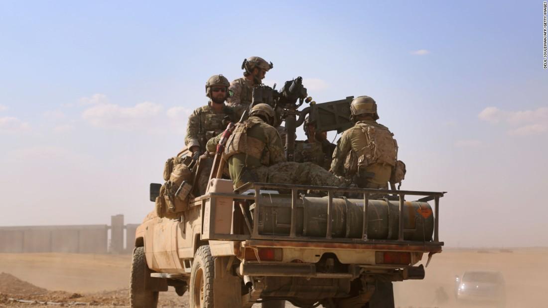 PYD: ABD bin asker daha gönderecek