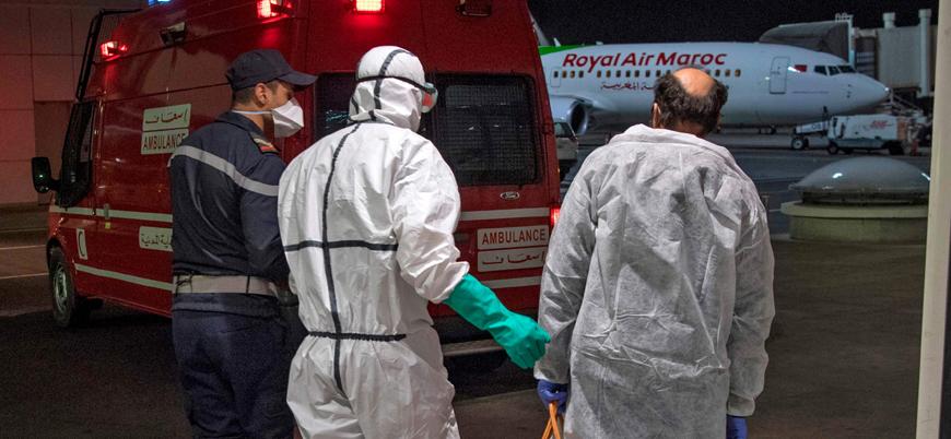 Fas'ta koronavirüs nedeniyle 17 aylık bir bebek hayatını kaybetti
