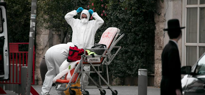 """""""İsrail koronavirüs tedbirlerinde Arapları ve dindar Yahudileri ihmal ediyor"""""""