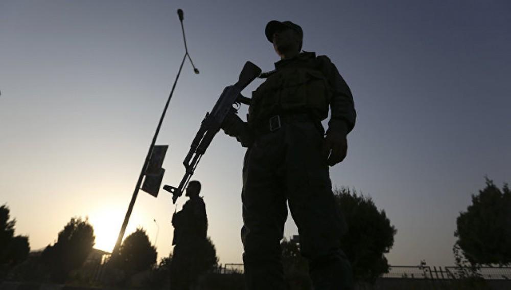 'Yeşil maviye karşı': Hilmend'de ABD askerlerine saldırı