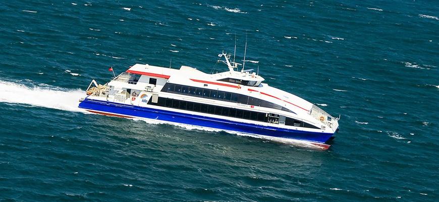 İstanbul'da deniz ulaşımı da durduruluyor