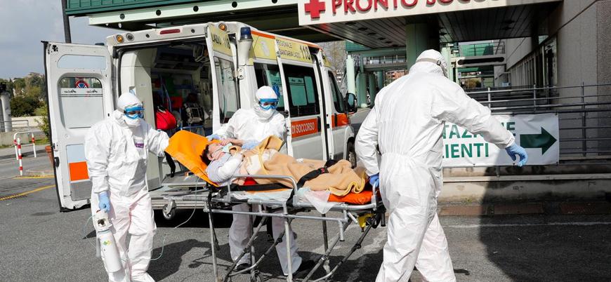 İtalya'da koronavirüs nedeniyle ölenlerin sayısı 11 bini geçti