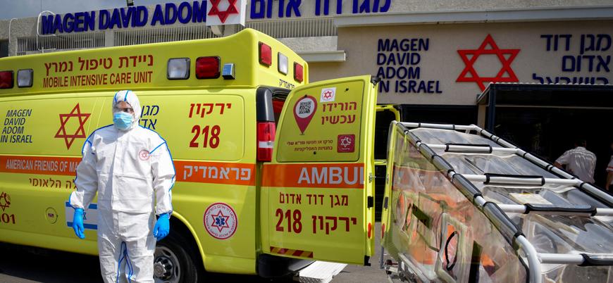 İsrail'de 4 bin 831 koronavirüs vakası, 17 ölüm