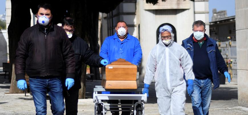 Koronavirüs: İtalyanlar ölülerini gömmek yerine yakmayı tercih ediyor