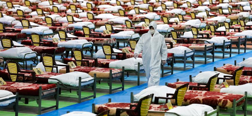 İran'da koronavirüs nedeniyle ölenlerin sayısı 3 bine yaklaştı
