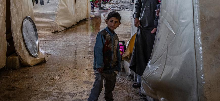 Suriye'de halk koronavirüs nedeniyle 'yıkıcı bir tehditle' karşı karşıya