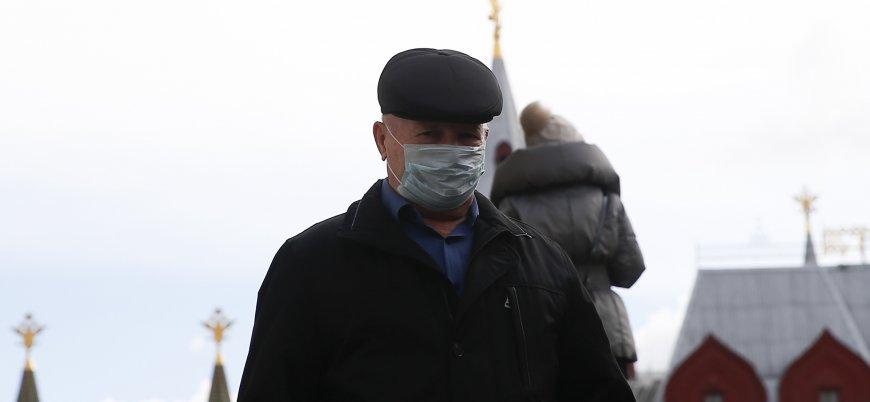 Koronavirüs | Rusya'da günlük rekor kırıldı: 500 yeni vaka