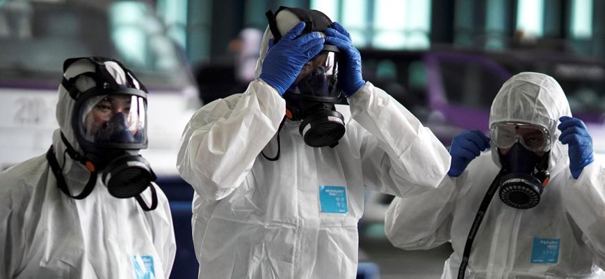 """""""Koronavirüs 2. Dünya Savaşı sonrası karşılaşılan en zorlu kriz"""""""