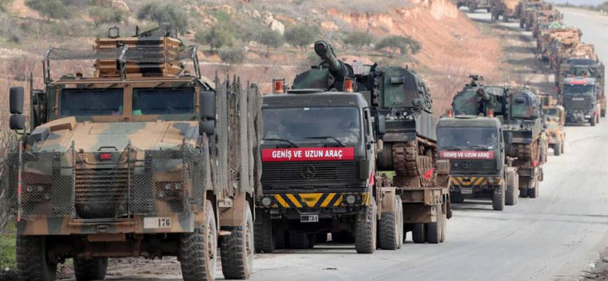 Türk Silahlı Kuvvetleri'nin İdlib'e sevkiyatı devam ediyor