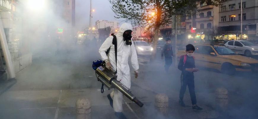 İran'da koronavirüs nedeniyle 24 saatte 138 ölüm