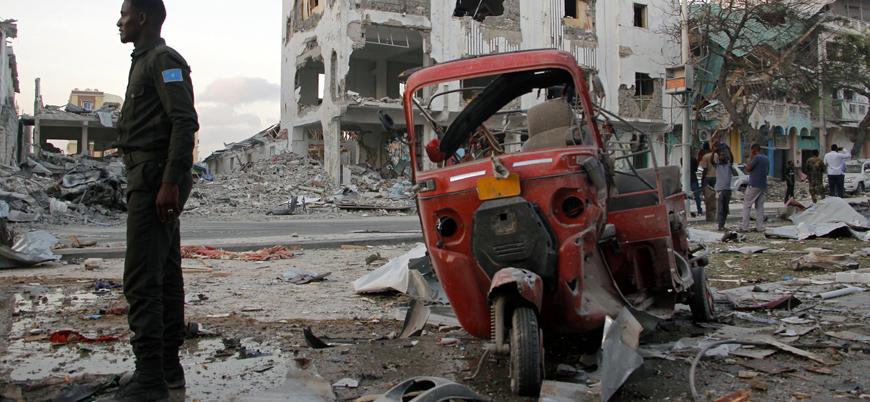 Uluslararası Af Örgütü: ABD Somali'de sivilleri öldürüyor