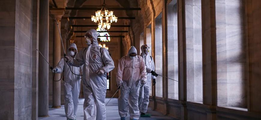 Türkiye'de koronavirüs: Can kaybı 277'ye, vaka sayısı 15 bin 679'a yükseldi